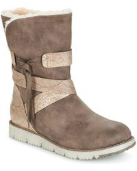 S.oliver - Cherman Women's Mid Boots In Brown - Lyst