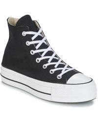 3be55e396929 Converse - Chuck Taylor All Star Lift Canvas Hi Shoes (high-top Trainers)