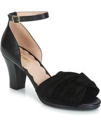 Miss L Fire - Evie Women's Sandals In Black - Lyst
