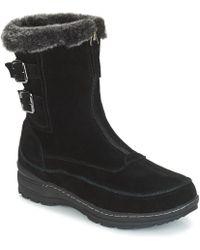 Wildflower - Elodie Women's Mid Boots In Black - Lyst