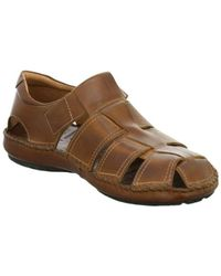 Pikolinos - Cuero Klett Men's Sandals In Brown - Lyst