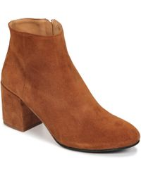 Emma Go - Elna Low Ankle Boots - Lyst