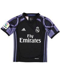 e66259e0018 Adidas 2016-17 Real Madrid 3rd Shirt (raul 7) Women s T Shirt In ...