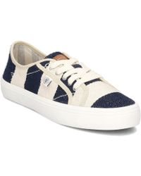 Marc O'polo - Marc Opolo Women's Shoes (trainers) In Beige - Lyst