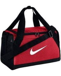 Nike - Brasilia Extrasmall Training Duffel Bag Men's Sports Bag In Black - Lyst