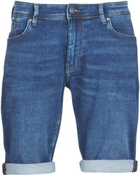 Teddy Smith - SCOTTY hommes Short en bleu - Lyst