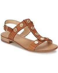 Alberto Gozzi - Italia Women's Sandals In Brown - Lyst