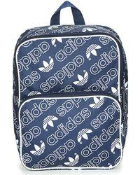 ef3230dfbaf3 adidas Bp Cl M Ac Gr Men s Backpack In Blue in Blue for Men - Lyst