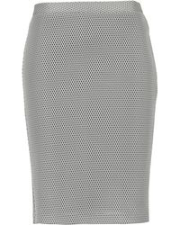 American Retro - Meshi Skirt Women's Skirt In Grey - Lyst