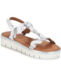 Tamaris - Ficipa Women's Sandals In White - Lyst
