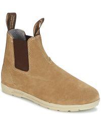 Blundstone - Eva Chelsea Boot Men's Mid Boots In Beige - Lyst