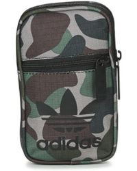 Adidas | Festival B Camo Men's Pouch In Green | Lyst
