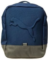 Puma Buzz Backpack Men s Backpack In Grey in Gray for Men - Lyst 06bb4ed5d2
