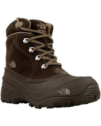 The North Face - Youth Chilkat Women's Walking Boots In Brown - Lyst