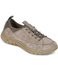 Caterpillar - Swain Women's Shoes (trainers) In Beige - Lyst