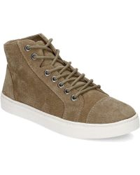 Roxy | Melbourne Women's Shoes (high-top Trainers) In Brown | Lyst