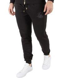 Sik Silk - Men's Standard Joggers, Black Men's Sportswear In Black - Lyst