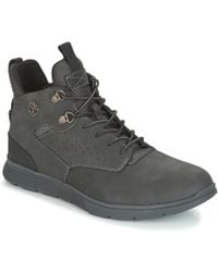 Timberland - Killington Hiker Chukka Men's Mid Boots In Black - Lyst