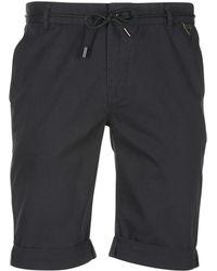 ELEVEN PARIS - Chuck Men's Shorts In Black - Lyst