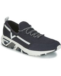 DIESEL - S-kby Men's Shoes (trainers) In Blue - Lyst