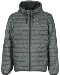 Quiksilver - Everydayscaly Men's Jacket In Grey - Lyst