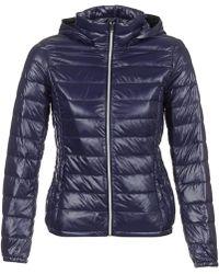 Benetton - Modat Women's Jacket In Blue - Lyst