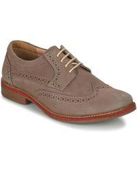 Lotus - Salisbury Men's Casual Shoes In Grey - Lyst