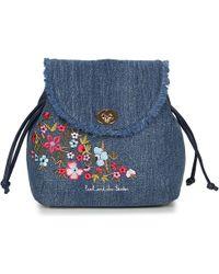 Paul & Joe - Judie Women's Shoulder Bag In Blue - Lyst