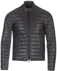 Armani Jeans - Jamo Men's Jacket In Black - Lyst