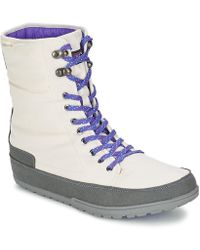 Patagonia - Activist Women's Snow Boots In White - Lyst