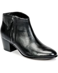 Clarks - Maypearl Alice Women's Low Ankle Boots In Black - Lyst