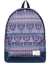 Roxy | Sugar - Mochila Peque Women's Backpack In Blue | Lyst