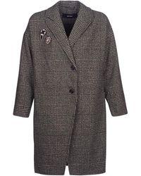 Vero Moda - Vmnorth Women's Coat In Brown - Lyst
