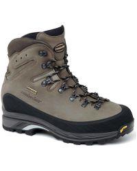 Zamberlan - Guide Gt Rr Men's Walking Boots In Grey - Lyst