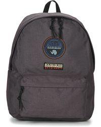 Napapijri - Voyage Women's Backpack In Grey - Lyst