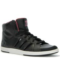 4fb40514334b adidas Superstar Up W Women s Shoes (high-top Trainers) In Black in ...