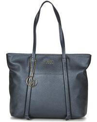 Armani Jeans - Jarca Women s Shoulder Bag In Blue - Lyst edbeb4fbaf