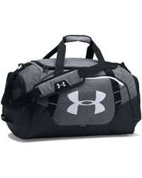 6dd1801175 Under Armour - Undeniable Duffle 30 M Men s Sports Bag In Grey - Lyst