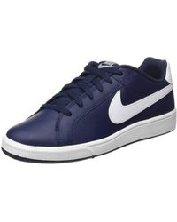 best website 5def9 c132e Nike - Court Royale Mens Shoes (trainers) In Multicolour - Lyst