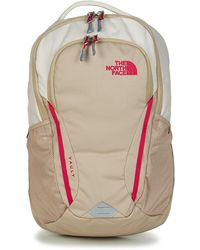 The North Face - Vault Women's Backpack In Beige - Lyst