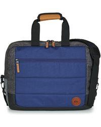 Quiksilver - Carrier Men's Messenger Bag In Blue - Lyst