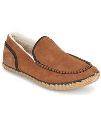 Sorel - Dude Moc Slipper-shoes - Lyst