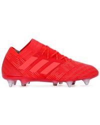 adidas - Nemeziz 171 Sg M Men s Sports Equipment In Red - Lyst c83b8b8f4