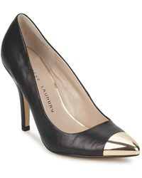 Chinese Laundry - Danger Zone Women's Court Shoes In Black - Lyst