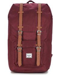 Herschel Supply Co. - Little America Women's Backpack In Red - Lyst