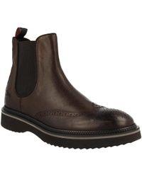 Harmont & Blaine - E7053575 hommes Boots en Noir - Lyst