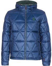 4efafd59b7f Timberland Blazer in Blue for Men - Lyst