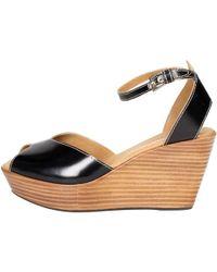 Zamagni - 5394 Sandal Women Black Women's Sandals In Black - Lyst
