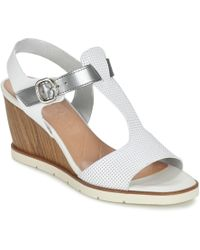 Hispanitas - Riviera Women's Sandals In White - Lyst