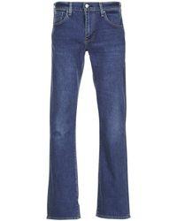 Levi's - 527 SLIM BOOT CUT hommes Jeans en bleu - Lyst